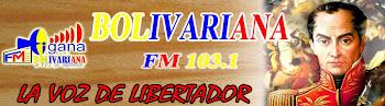 Radio Bolivariana 103.1 FM