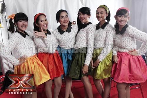 Dalagita X Factor Indonesia