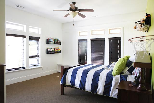 Brooke Jones Designs Youth Bedroom Boys
