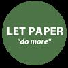 Let Paper Logo