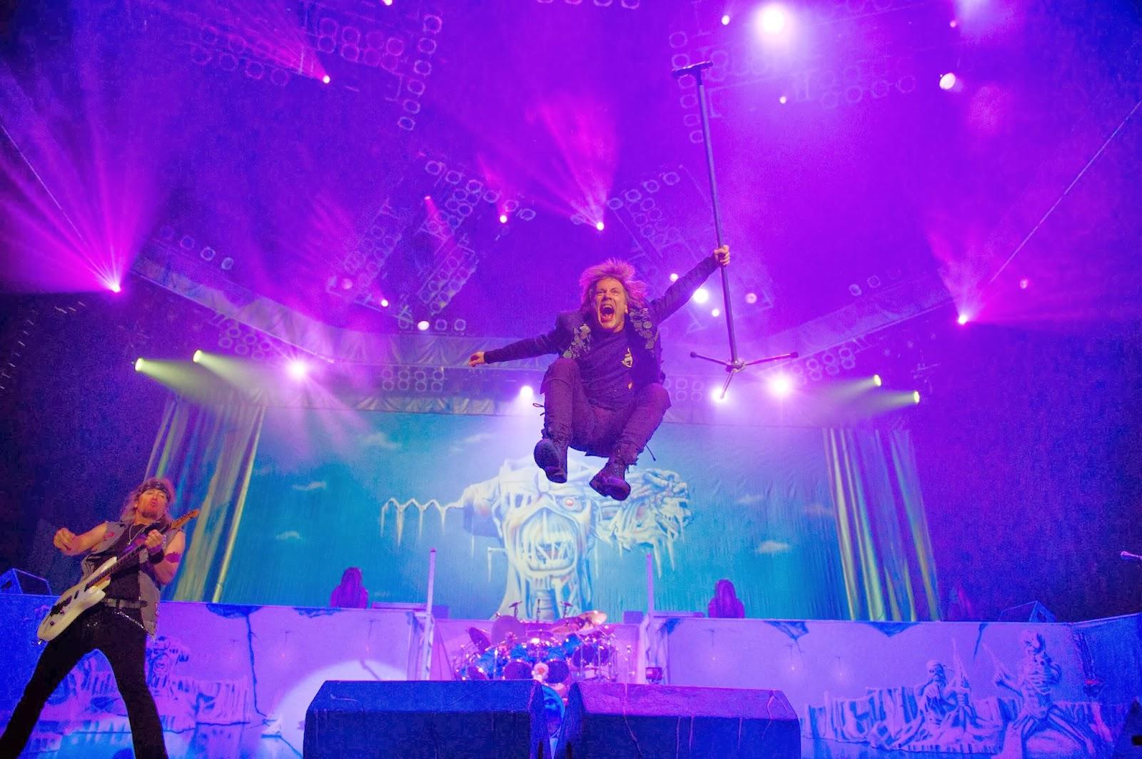 zene, koncert, Iron Maiden, Budapest, Maiden England-turné,