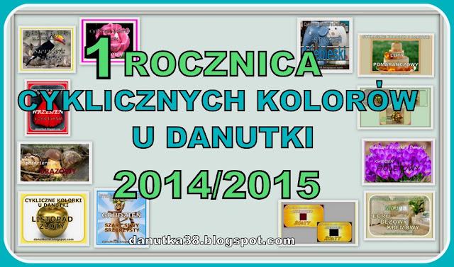 Rocznica Cyklicznych Kolorków u Danusi