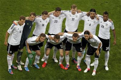 Skuad Tim Jerman di Euro 2012
