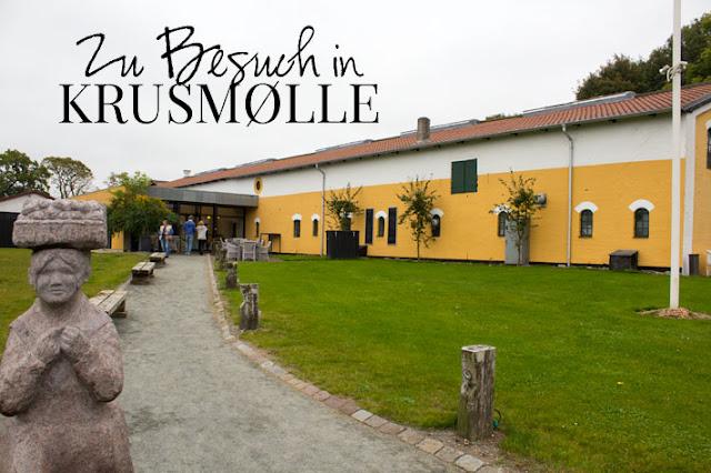 Amalie loves Denmark Krusmølle Butik