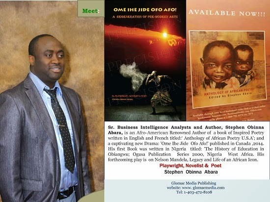 Mr Stephen Abara's Literary Works