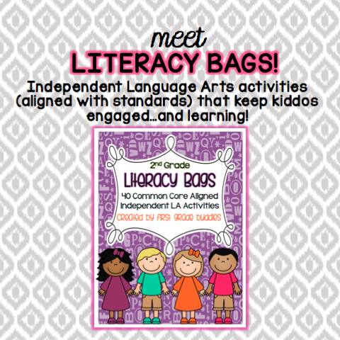http://www.teacherspayteachers.com/Product/Literacy-Bags-for-2nd-Grade-40-Common-Core-Aligned-Language-Arts-Centers-1370071