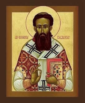 Azi 14 noiembrie praznuirea Sfantului Ierarh Grigorie Palama !