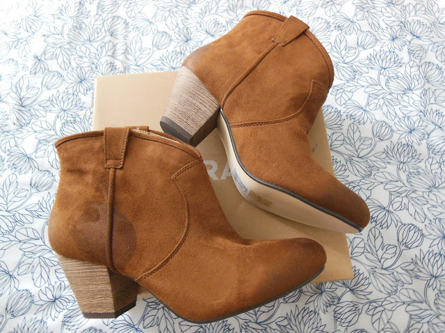 Barratts cowboy ankle boots