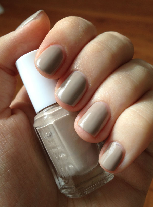 essie jazz swatch