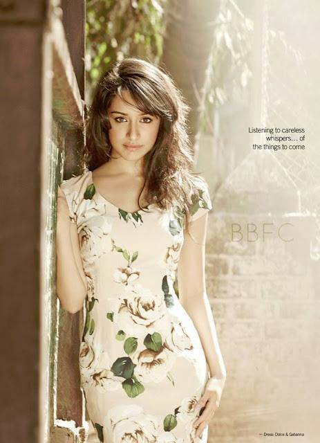 Shraddha Kapoor's Sizzling photoshoot for Filmfare Magzine - June issue