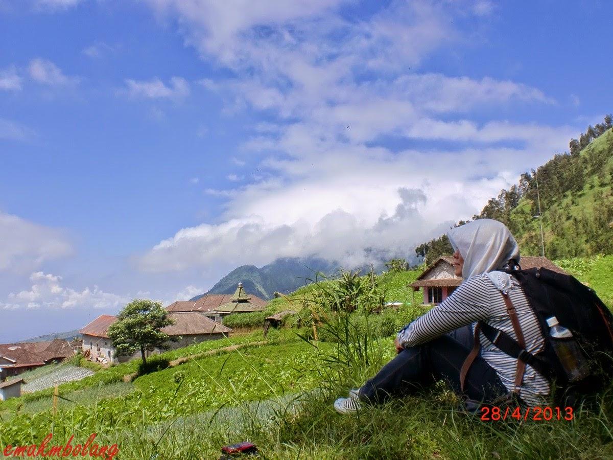 Merbabu Mountain Indonesia