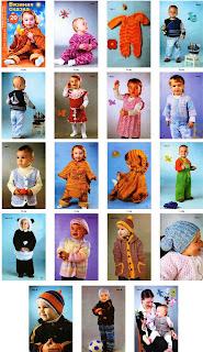 Вязание модно и просто № 10 2011 Для самых маленьких