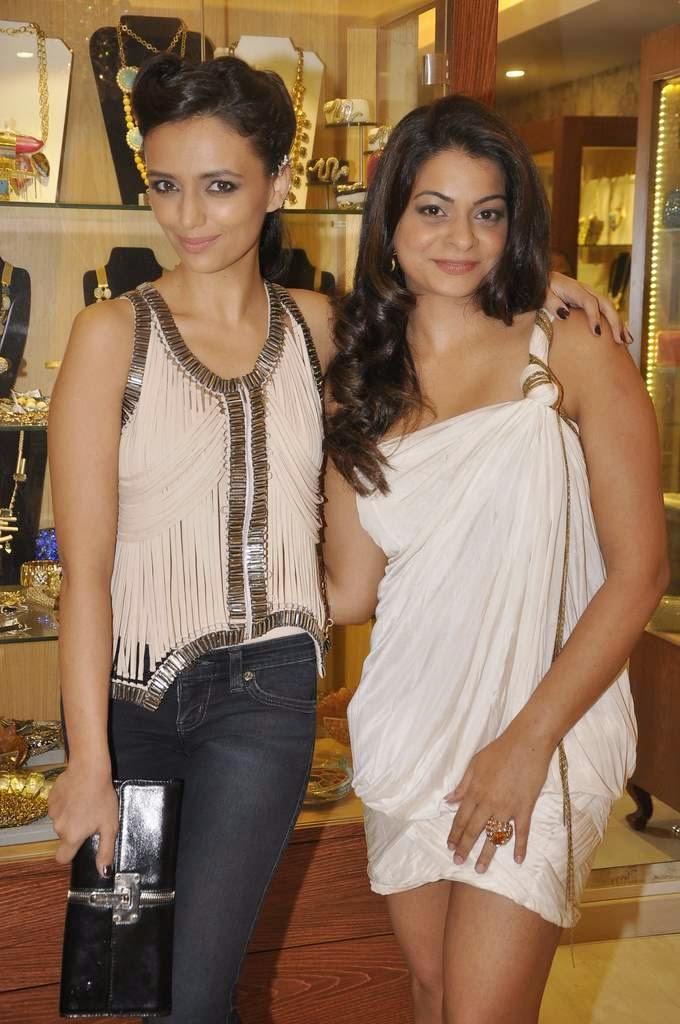 Bansri Mehta Jewellery Preview Event Photo Shoot