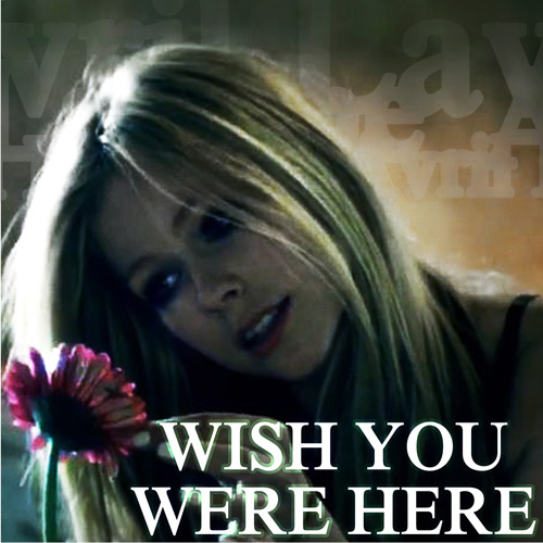 letra de i wish you were here: