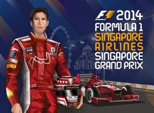 Keputusan F1 Grand Prix Singapura