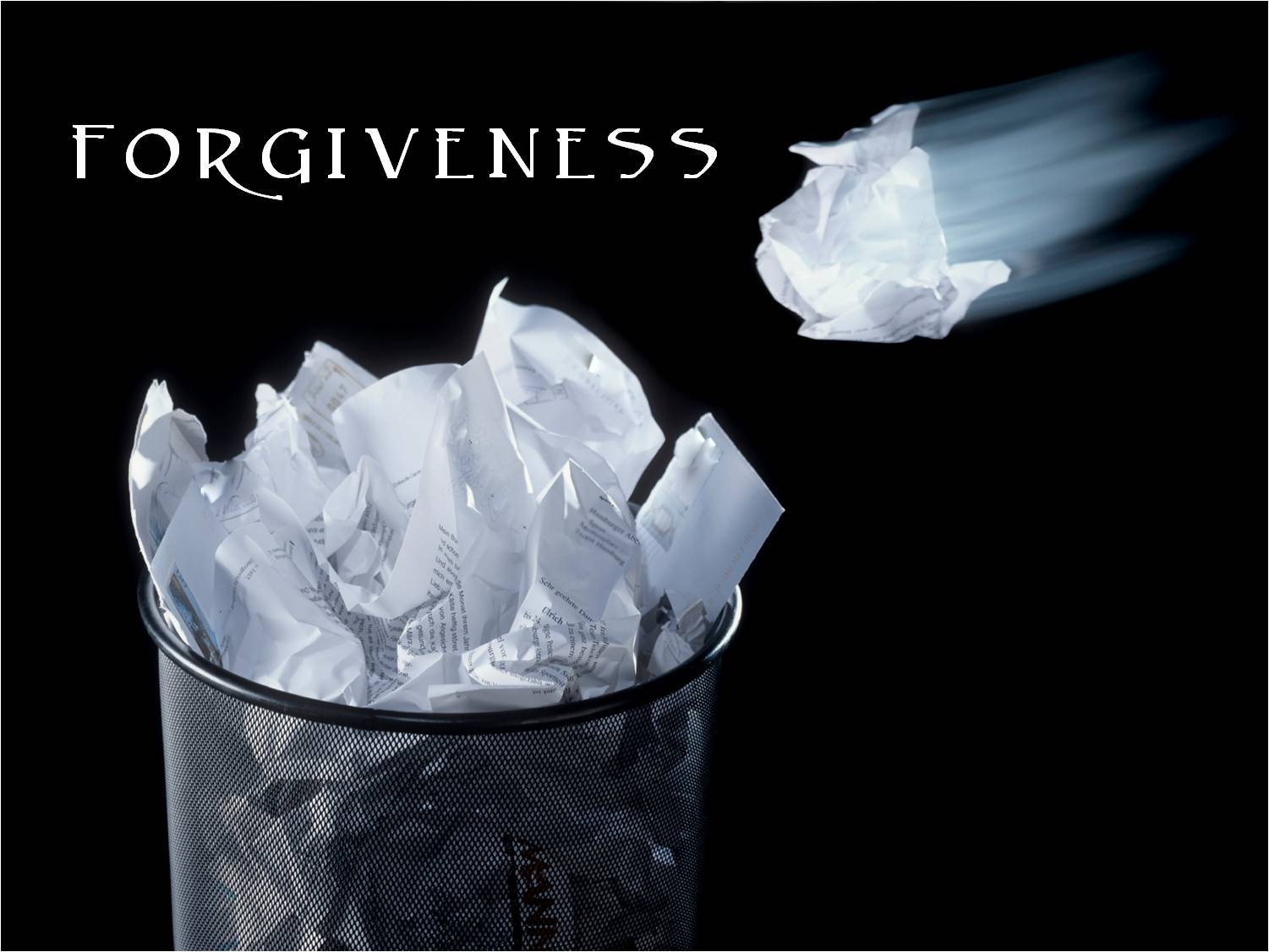 heritage christian university 2011 adequate forgiveness