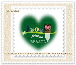"""100% Feito no Brasil"""