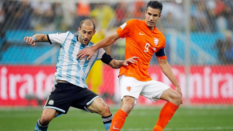 Netherlands vs Argentina 0 0 Semifinal World Cup 2014 Highlights
