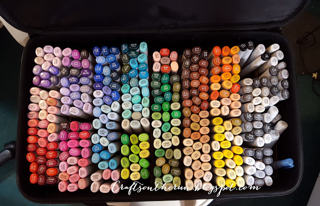 copicstorage, copic tote