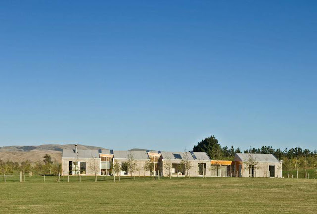 Contemporary House in Martinborough, New Zeland