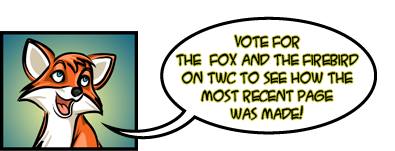 Vote for The Fox and The Firebird on TWC!