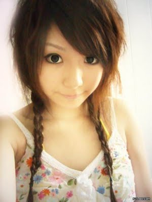 asian teen hair styles 2007