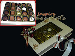 20pcs pralines in exclusive box
