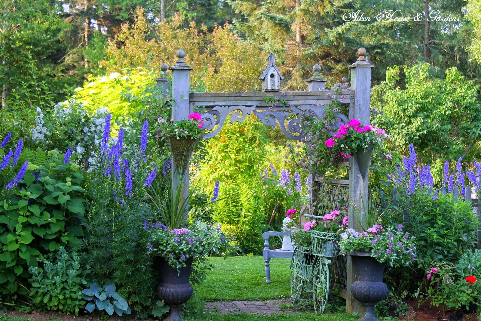 Aiken house gardens garden dreams for Aiken house