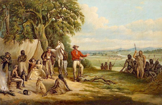 australian aboriginal culture before arrival europeans 1788 - before european settlement  first contacts were relatively peaceful but aboriginal people and their culture were as unfamiliar to europeans,  on his.