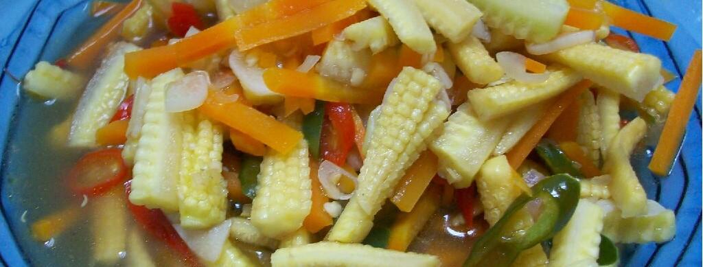 Khasiat dan Resep Masakan Sop Jagung