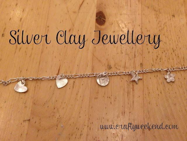 art clay silver, jewellery, jewelry, charm bracelet