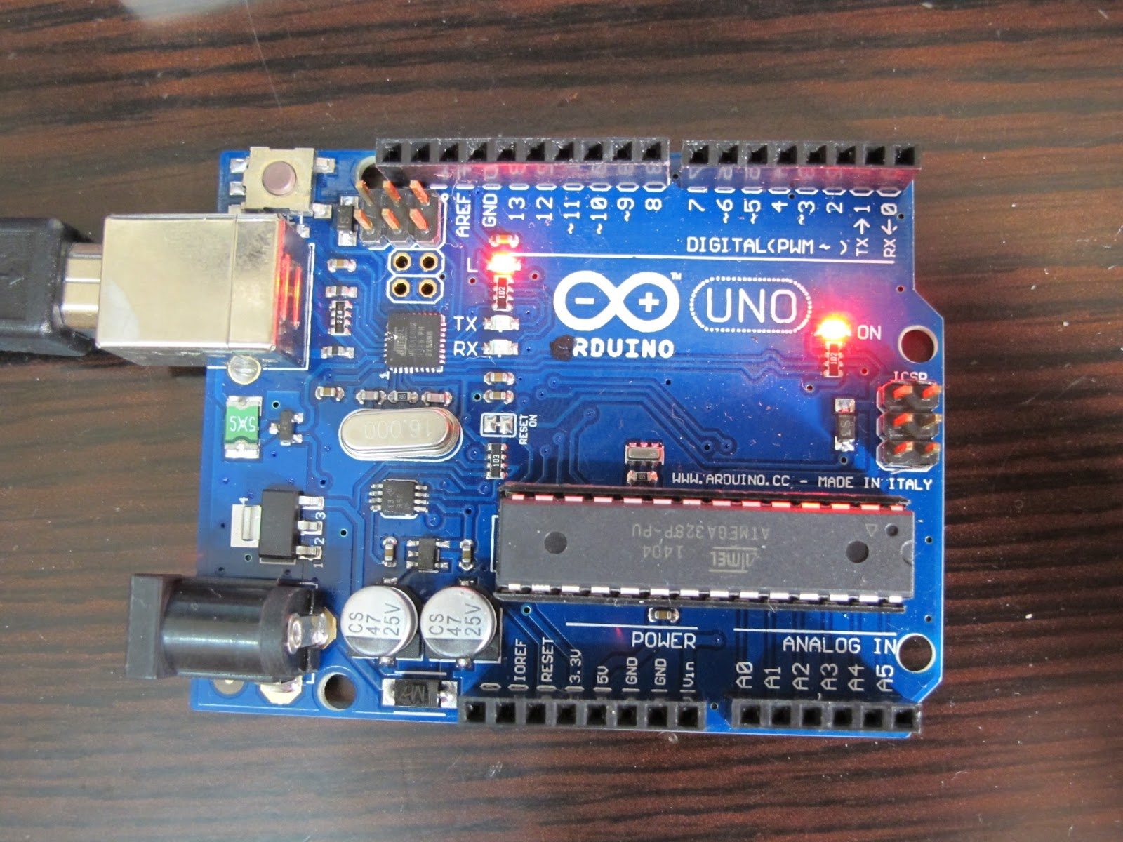 Alanh research kali linux and arduino