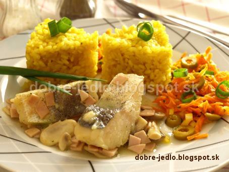 Ryba na čínsky spôsob - recepty