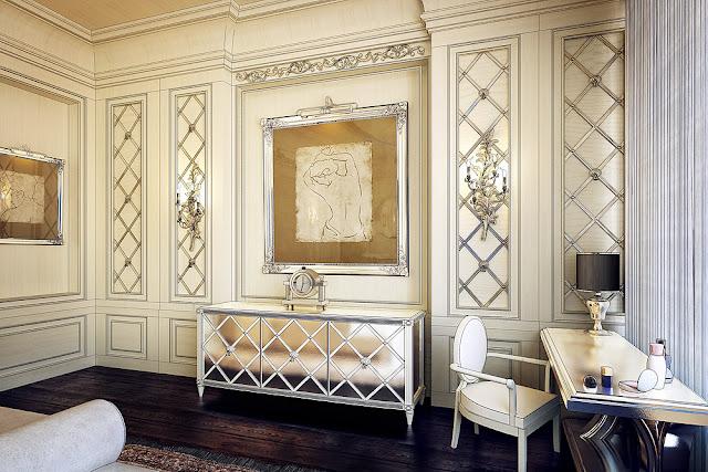 Украшение стен в квартире. 50 фото стен и идеи украшения