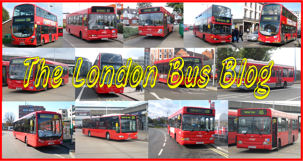 The London Bus Blog
