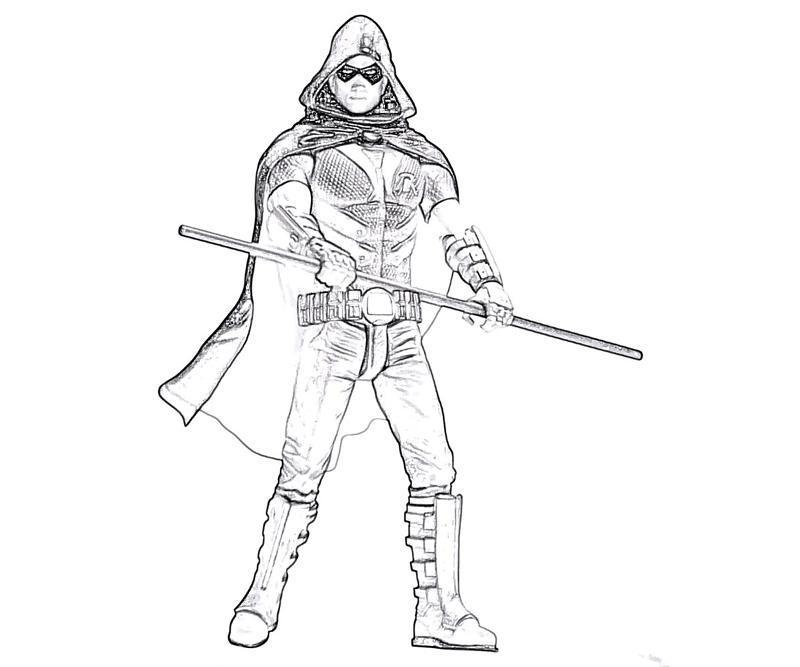 Dibujos Para Colorear De Batman Arkham Origins ~ Ideas ...
