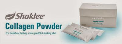 cara makan collagen powder shaklee terbaik di pasaran