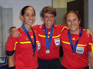 USA Referees 3/4th Place Match