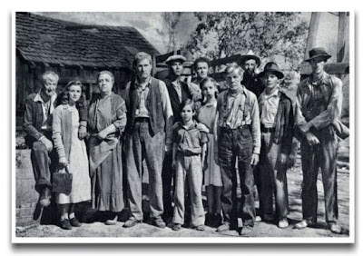 the study of the joad family in the grapes of wrath by john steinbeck The grapes of wrath follows the fictional joad family in an interview that now plays in the grapes of wrath franklin delano roosevelt and john steinbeck.