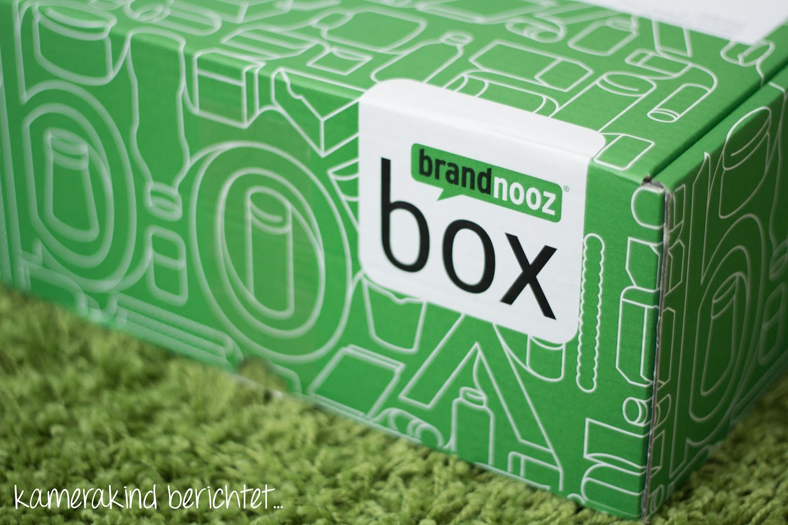 Unboxing Brandnooz Box