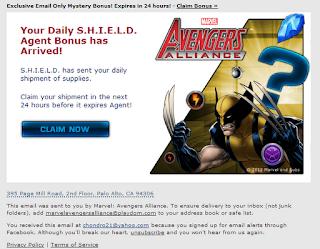 Active Email Bonus & Free Stuff