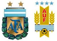 Resultado: Argentina vs Uruguay (16 de Julio 2011)