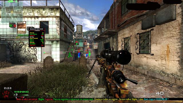 Call of Duty 6 Modern Warfare 2