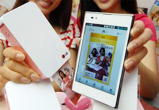 LG Launches LG Pocket Photo