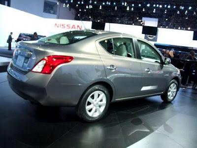 2012 Nissan Versa sedan - Stream Auto Car