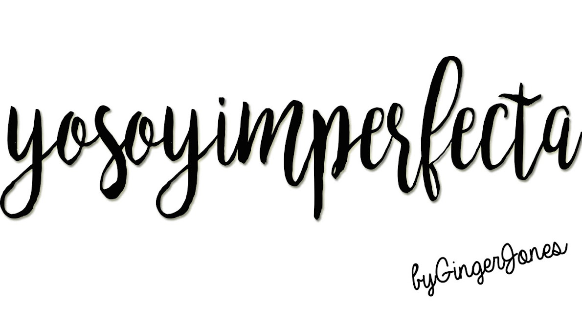 www.yosoyimperfecta.es by Ginger Jones