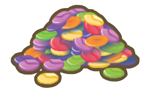Animal Jam Nox: Gems and Items