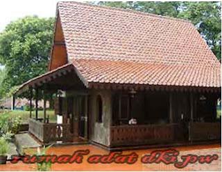 Rumah Adat DKI Jakarta,Keberagaman dan keunikan rumah adat di Indonesia yang terkenal di mata dunia