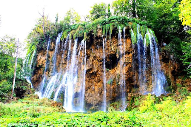 Plitvicka Jezera Nacionalni Park Croatia