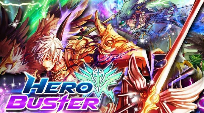 Hero Buster Gameplay IOS / Android